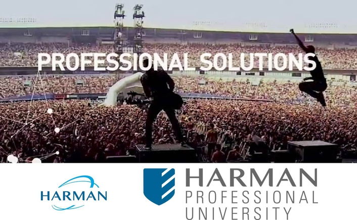 HARMAN Professional Solutions Launches New Training and Certification Program