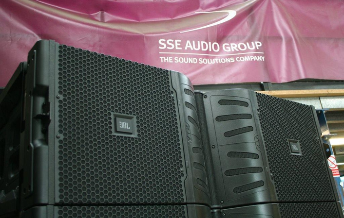 United Audio Companies, a collaboration between Sound Image in North America and SSE Hire in the United Kingdom, offers HARMAN Professional Solutions on both sides of the Atlantic