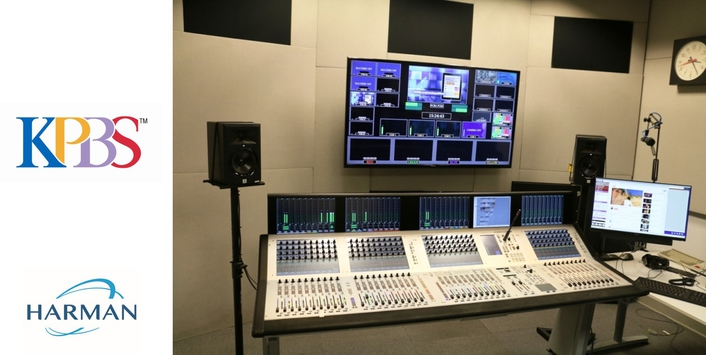 Studer by HARMAN Unifies Television and Radio Production at KPBS Public Media