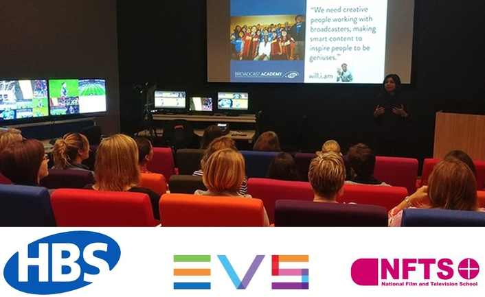 EVS AND HBS ACADEMY HOST NEW LIVE SPORTS BROADCASTING MASTERCLASSES