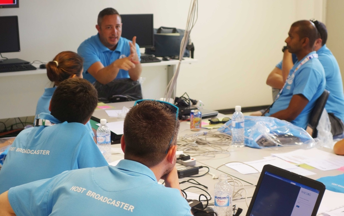 Advanced field broadcast training service to become a part of the Broadcast Academy
