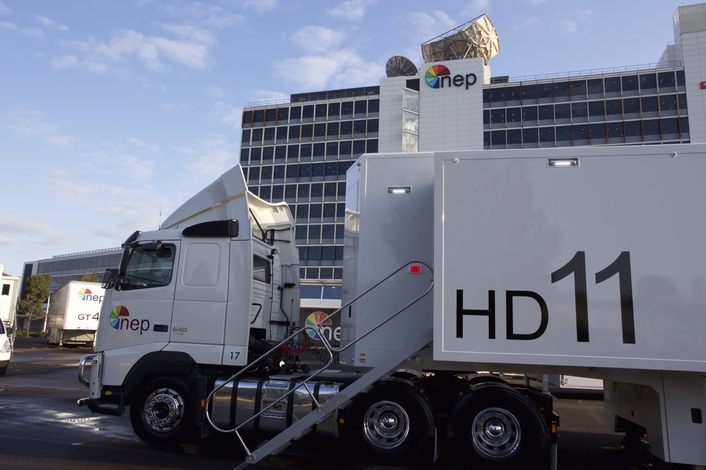 NEP LAUNCHES AUSTRALIA'S FIRST PURPOSE-BUILT 4K SUPER TRUCK