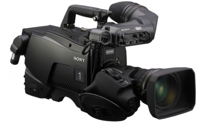 Sony's HDC-2500 and HDC-4300 are chosen to extend Euro Media Group's broadcast camera fleet