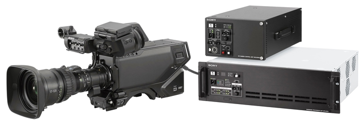Sony Adds New High Dynamic Range and High Frame Rate  Technologies to the 4K Sports Live Production Workflow