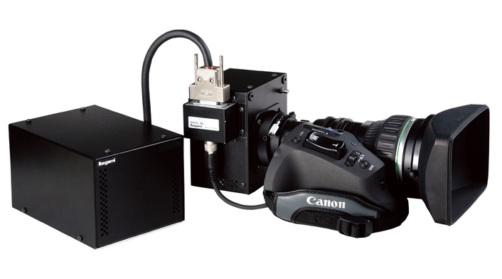 NEW: Ikegami HDL-F3000 Multi-Format Ultra-Low-Light Camera