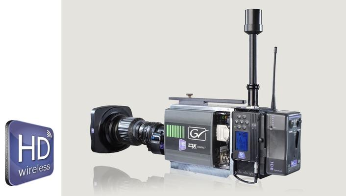 New wireless cameras at HDwireless