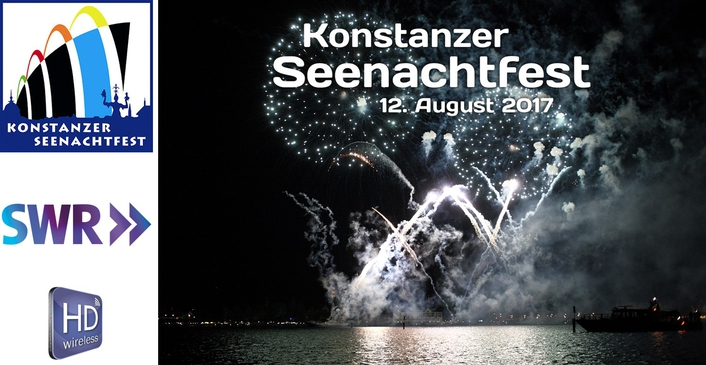 HDwireless Video Networking at Lake Constance Festival 2017