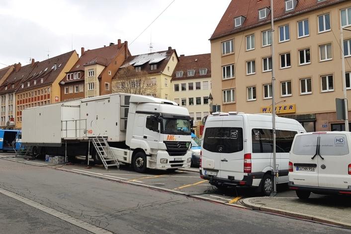 "HDwireless RF1 covers ""Christkindlesmarkt"""