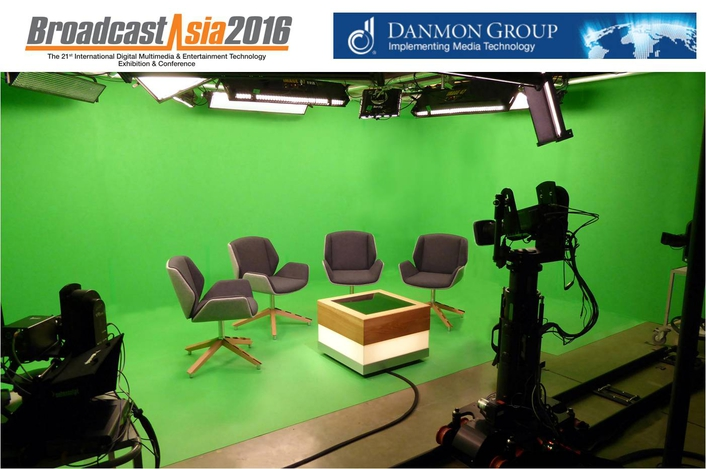 ATG Danmon UK: BroadcastAsia2016 Preview