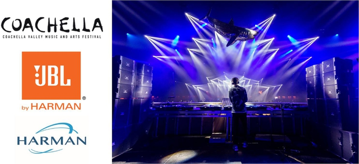 JBL Professional by HARMAN Keeps the Yuma Tent Thumping at 2016 Coachella Valley Music & Arts Festival