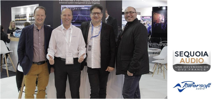 Powersoft Confirms Sequoia Audio as New French Distributor