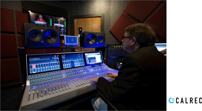 Jimmy Swaggart Spreads the Word with Calrec's Summa and Brio Consoles