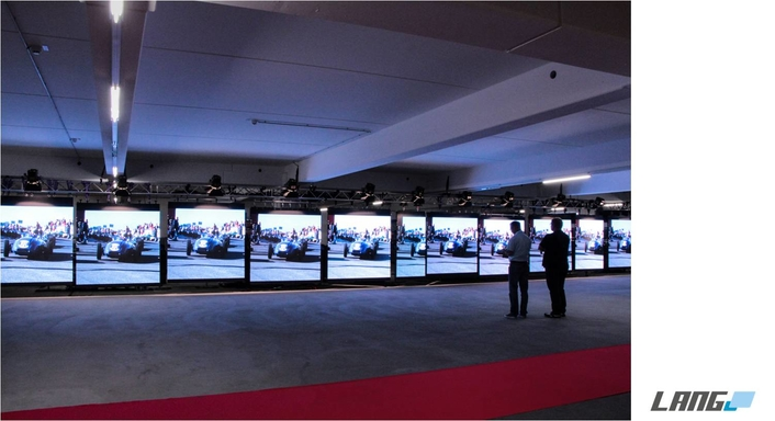 LANG invests in new outdoor LED