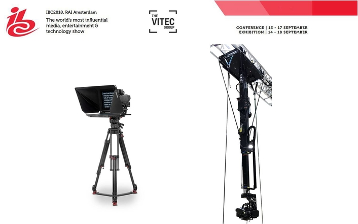 The Vitec Group Brands and Solutions at IBC2018