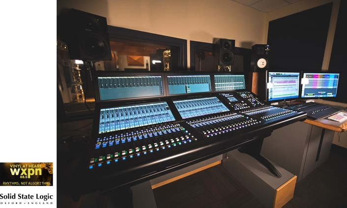 SSL System Serves Up World Cafe For WPXN