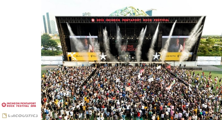 L-Acoustics takes on Pentaport Rock Festival's biggest challenge