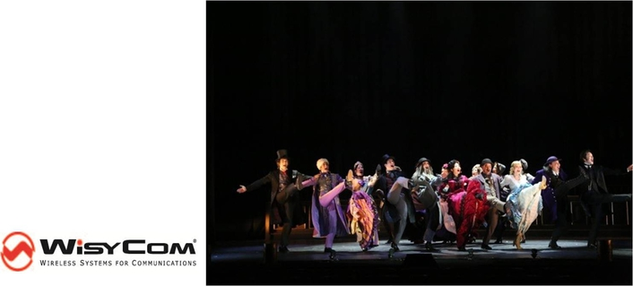 Wisycom PROVIDES FLAWLESS AUDIO FOR FAMOUS JAPANESE SOUND DESIGNER, TOSHIYA HOMMA