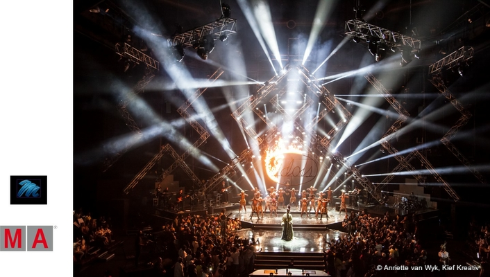 """Idols South Africa votes for grandMA3: """"I was very impressed with the work MA Lighting have done"""""""