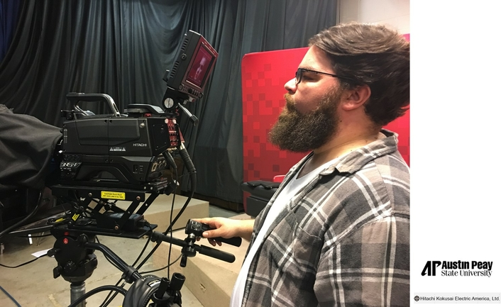 Austin-Peay State University Delivers Hands-On, Educational Production Experiences with Hitachi HDTV Cameras