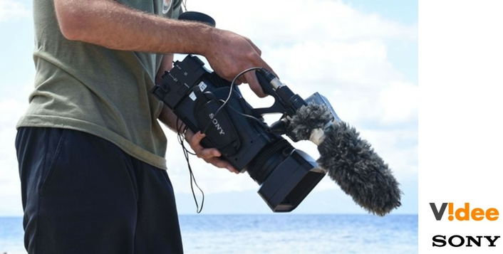 Videe has selected Sony's PXW-Z190 to film Italy's Celebrity Survivor at Cayos Cochinos