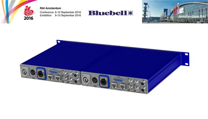 Bluebell Opticom at IBC2016