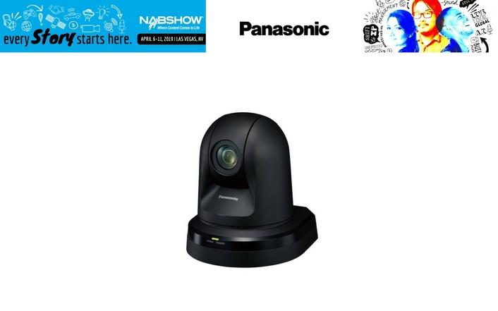 Panasonic Bolsters Production Offering At NAB2019