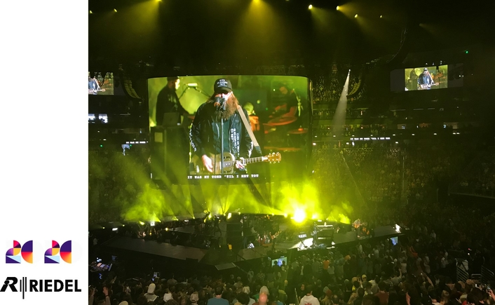 Riedel's Artist and Bolero Enable Seamless Comms Across Four-Venue Passion 2019 Conference