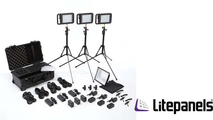LITEPANELS EXPANDS THEIR LINE-UP WITH THE  LYKOS BI-COLOR FLIGHT KIT