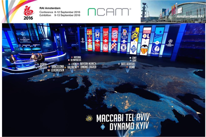 Ncam adds Depth Keying for Broadcast Augmented Reality