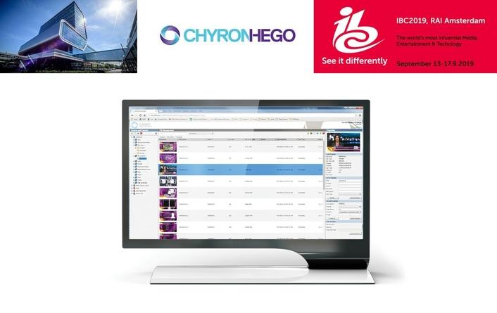 ChyronHego at IBC2019