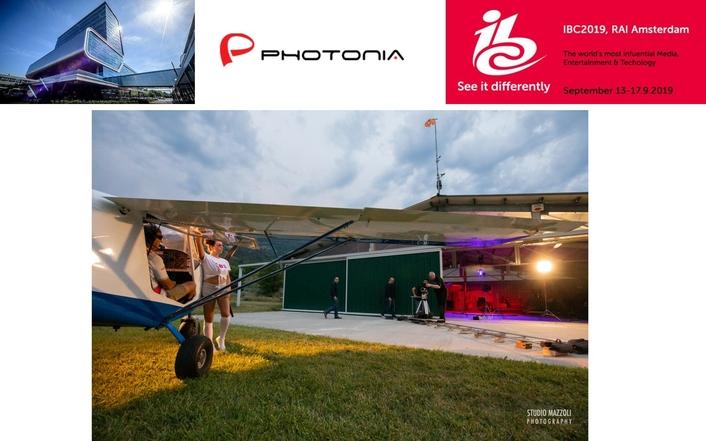 Photonia to Launch MY2020 Range of Fresnel LED Studio Lights at IBC2019