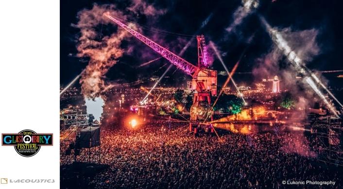 Pangea delivers sensory delight at Glastonbury Festival