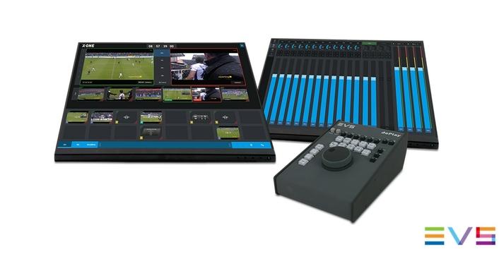 Broadcast Academy Underpins New LiveTV Simulator EVS´X-One
