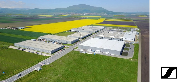 Sennheiser Celebrates Official Opening Of New Factory In Brasov, Romania