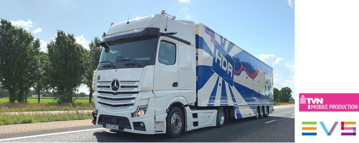 TVN Mobile Production Chooses XT-VIA To Drive Industry´s Most Innovative OB Concept TVN-Ü6