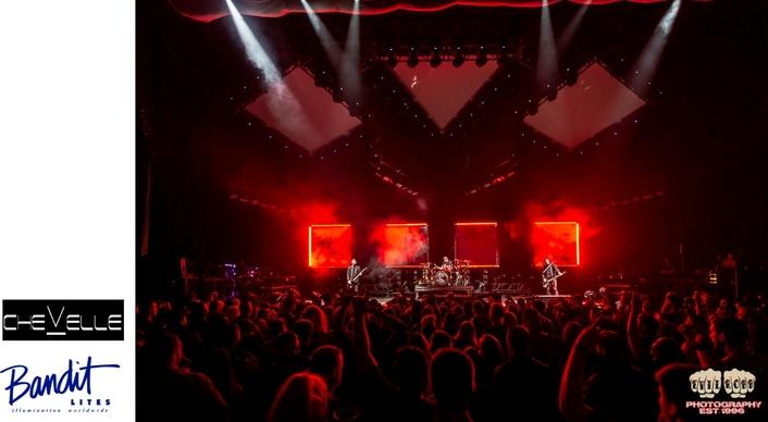 Bandit Lites Backs Chavelle Summer Tour