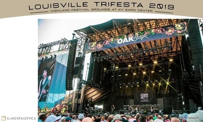 L-Acoustics Triumphs at Trifesta