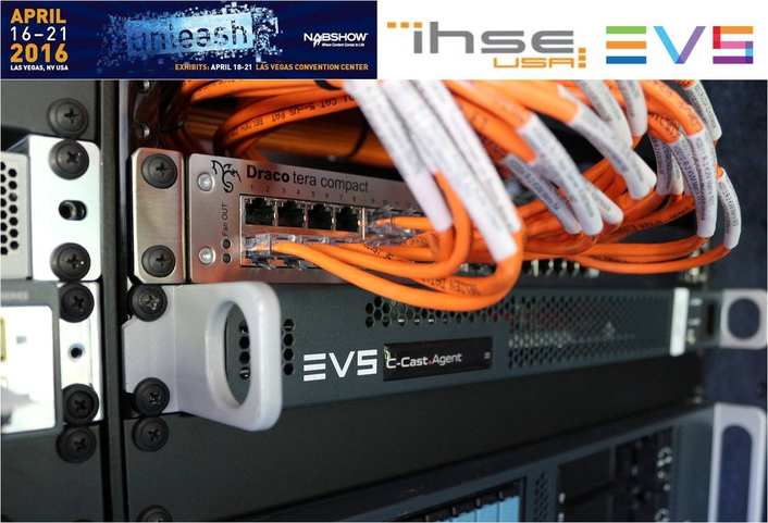 IHSE USA's KVM System Connects Users to Production Equipment Inside 'EVS Live on Tour' Demo Van