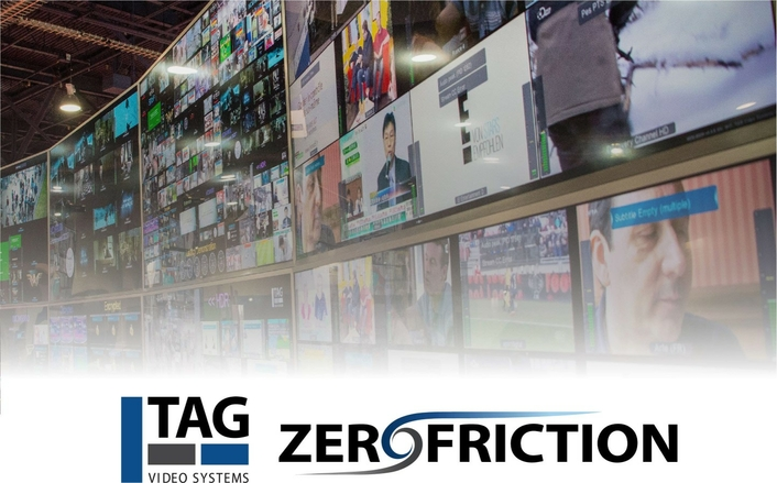 TAG Video Systems Introduces Next Generation Approach for Media & Entertainment Industry to Deploy, Operate and Acquire Broadcast Technology - Zer0 Friction