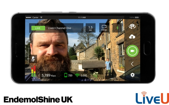 Shine TV Deploys LiveU-Powered Smartphone Rigs for ITV Doc A Very British Lockdown: Diaries from the Frontline