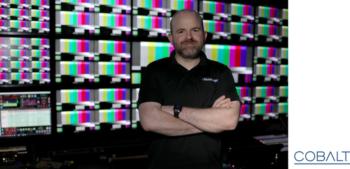 4K in and 4K out Make Cobalt's 9971 Multiviewer the Only Choice for  High End TV's New Production Truck