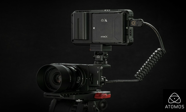 Atomos enables Apple ProRes RAW recording up to 120fps with the SIGMA fp