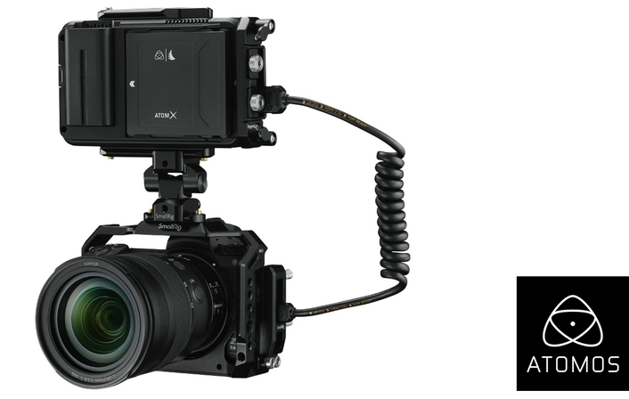 Atomos announces up to 4Kp30 ProRes RAW from Nikon Z 7II and Z 6II mirrorless cameras