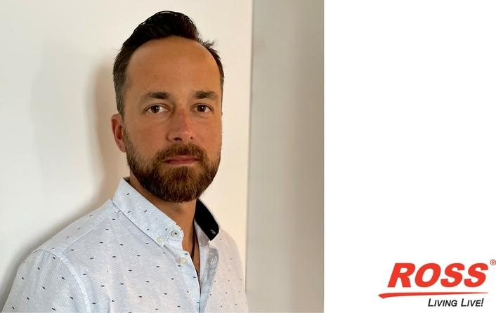 Andrei Marton Joins Ross as Regional Sales Manager – South Eastern Europe