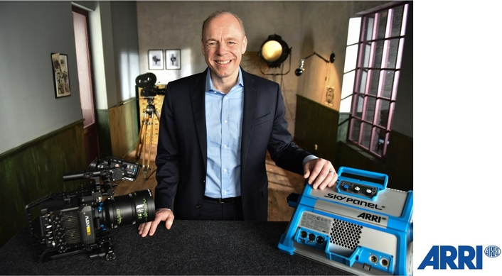 ARRI appoints Stephan Schenk General Manager Global Sales & Solutions