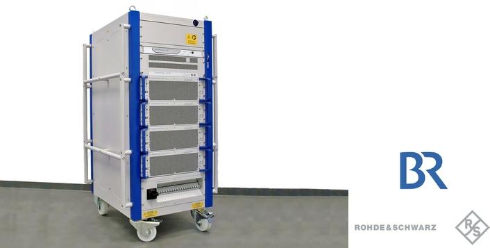 Rohde & SchwarzdevelopsDAB+ Mobile Emergency Transmitter for BayerischerRundfunk