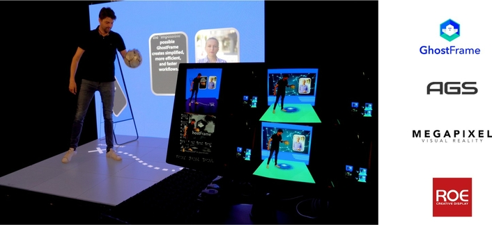 Ghostframe - Game-Changing Technology For Virtual Production