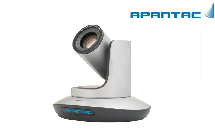 Apantac Launches PTZ Camera with NDI® Built-In