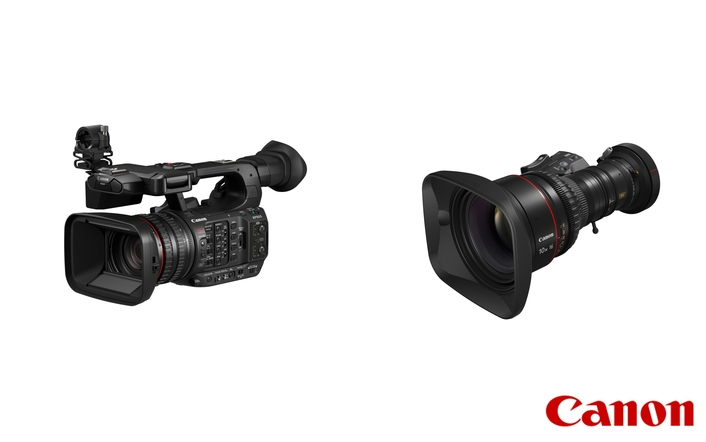 Canon unveils new imaging solutions to support the demand for 4K and 8K workflows