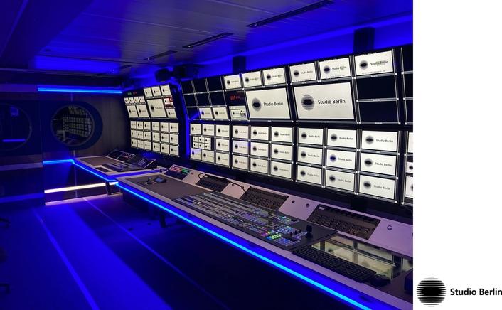 Studio Berlin expands OB van fleet with U10 and sets standards with new OB van concept